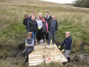 Friends of the Pentlands members 2014