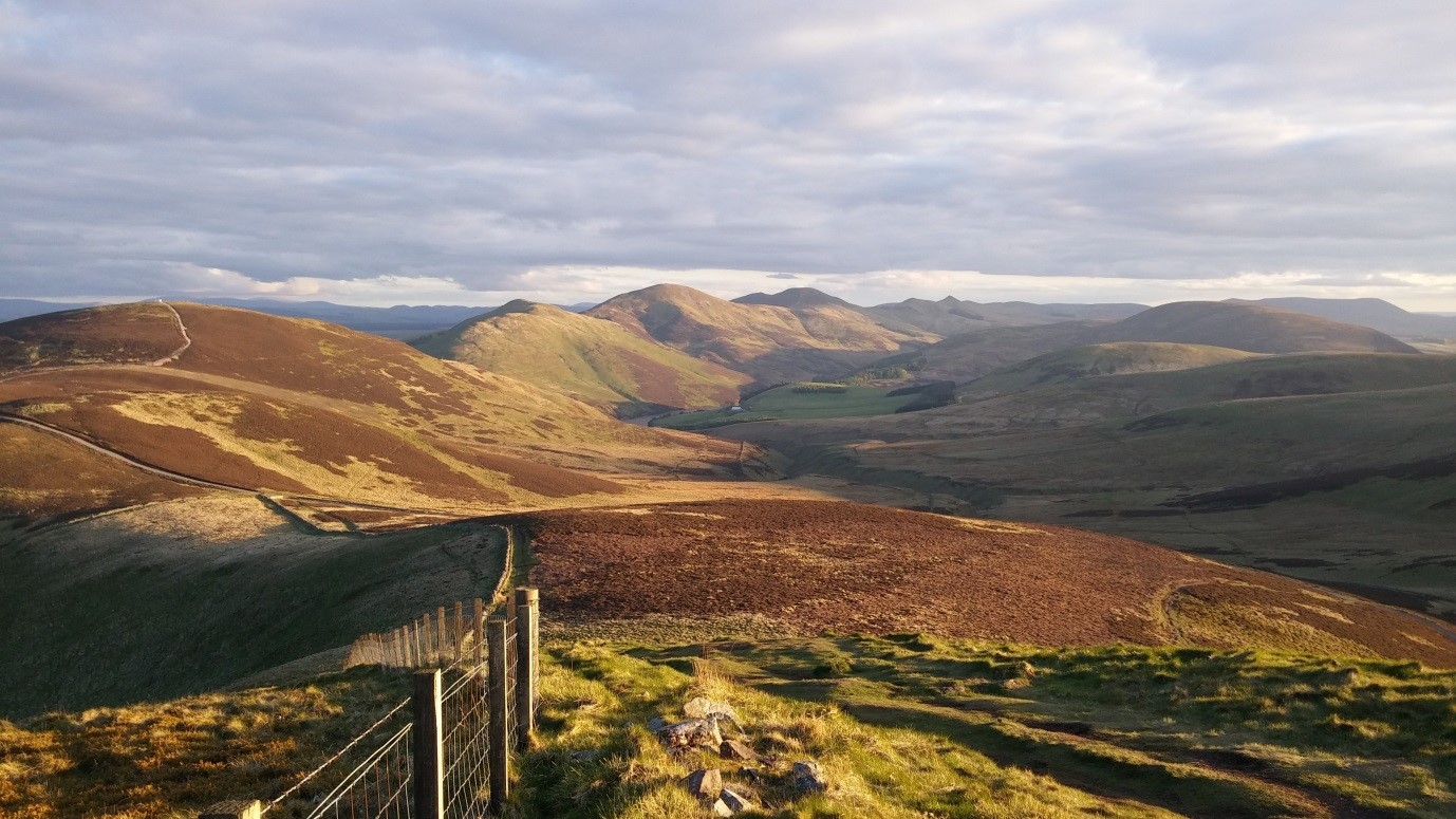 Walk with History Pentland Way